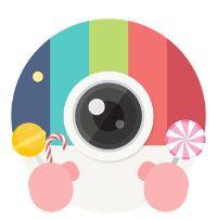CandyCameraAppselfie1