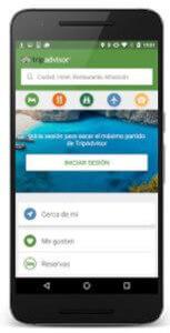 App Tripadvisor reviews restaurantes