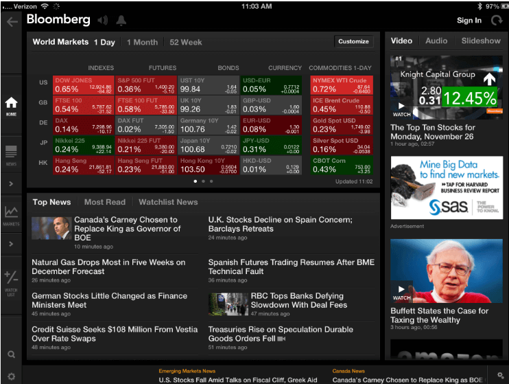 Bloomberg-iPad-App