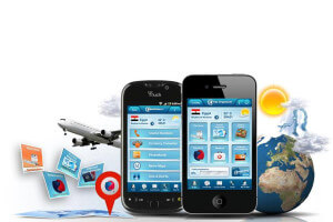 Aplicaciones para Organizar Viajes