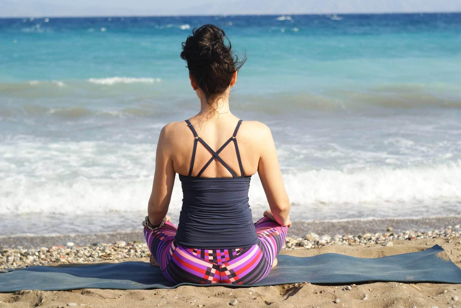 Apps para hacer ejercicios de yoga