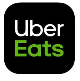 App Uber Eats. Review